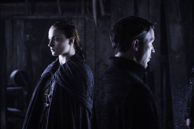 """Game of Thrones S6 E5 Podcast: """"Hold The Door"""""""