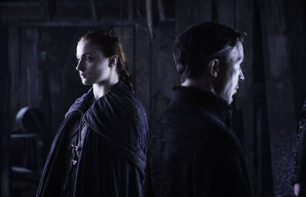 game of thrones season 6 episode 5 the door sansa balish