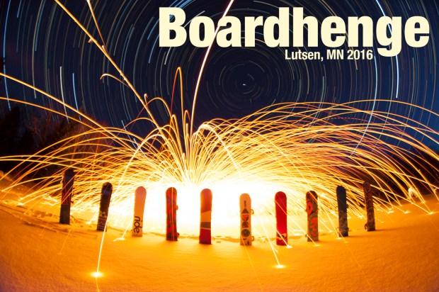 Boardhenge
