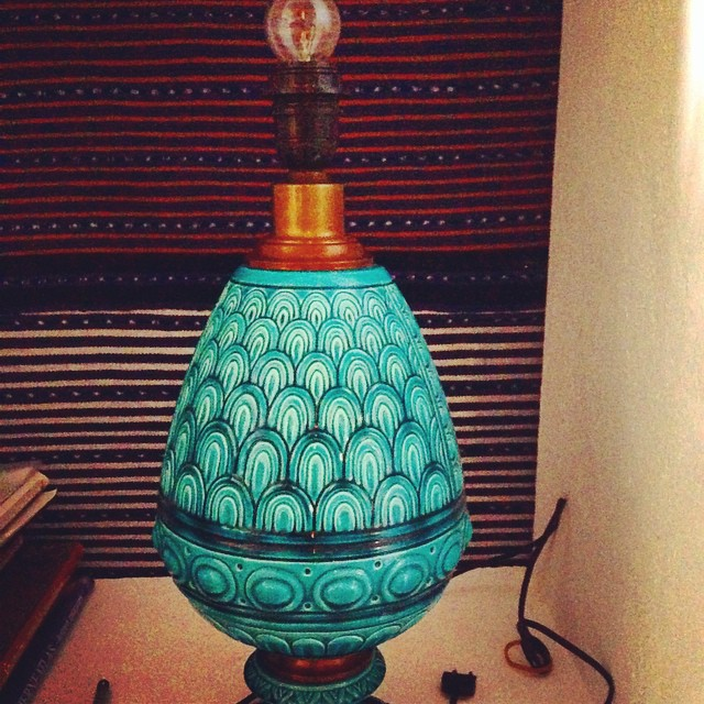 #loppefund #segundomano #lampe #lamp
