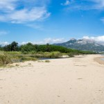Zur Spiaggia di Isola Manna