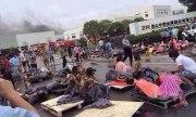 Carnagiu intr-o uzina din China: 65 de morti dintr-un foc!