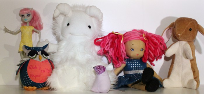 Handmade Christmas Toys, by Stitchified