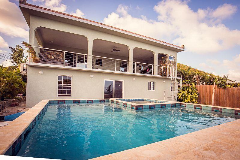 Sea Palace Retreat St John house rentals in the US Virgin Islands