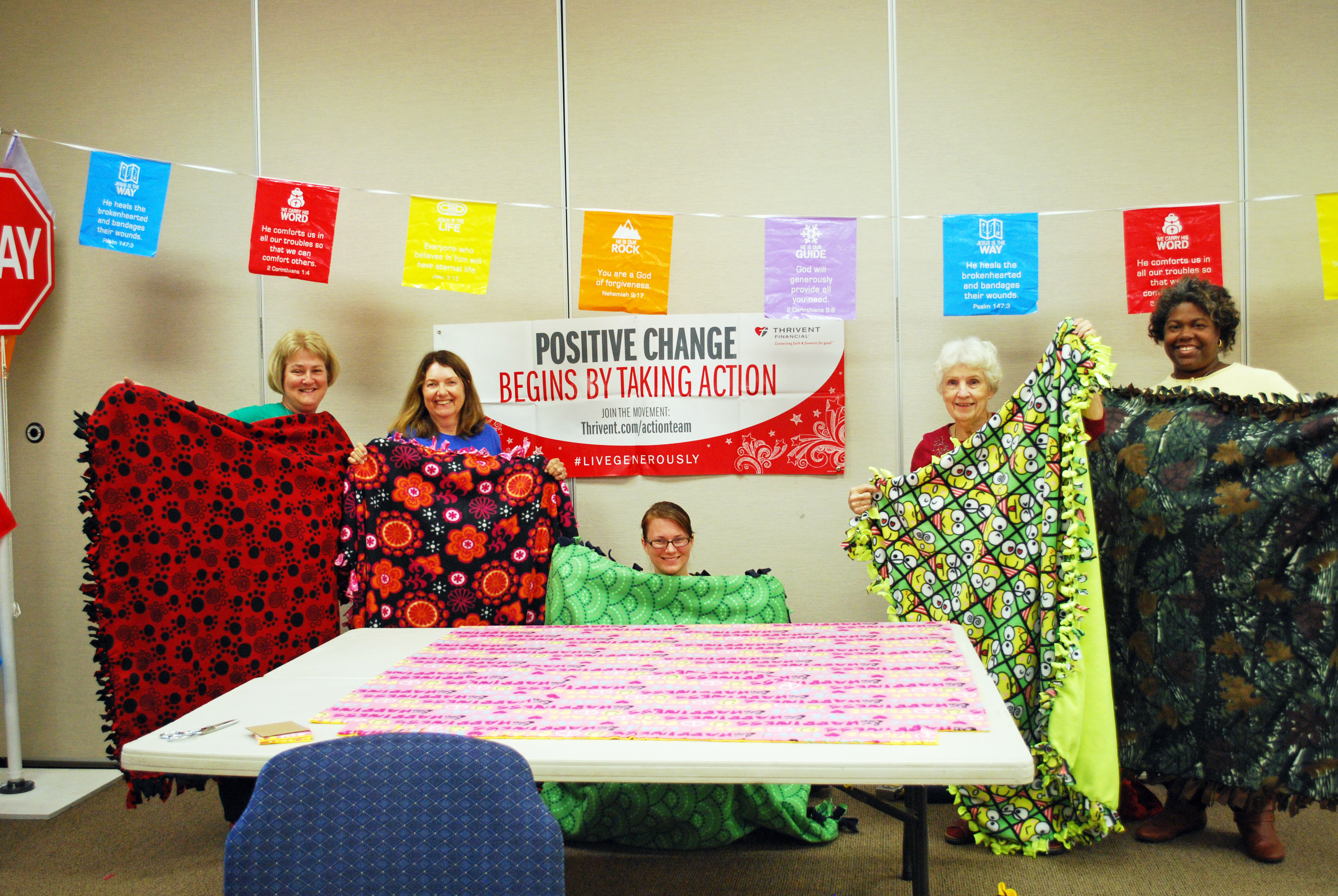 Camp Blankets Camp Blankets St John S Lutheran Church