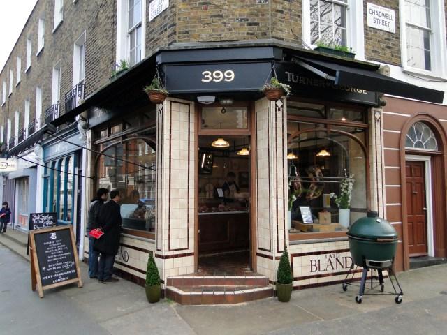 Turner & George on St John Street