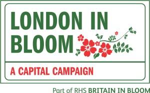 London in Bloom logo