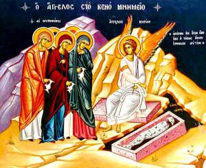3rd Sunday Holy Pascha - Myrrh-bearing women