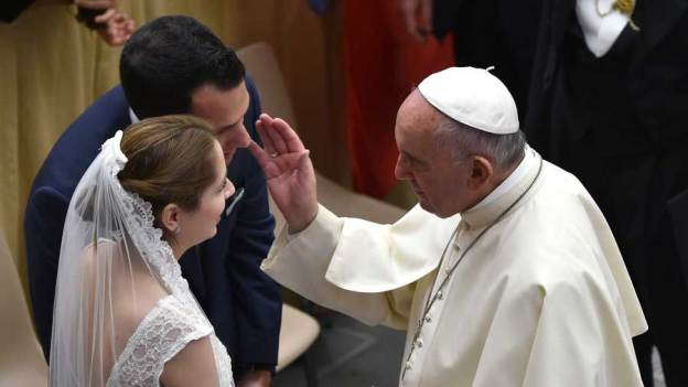 Pope Francis on marriage