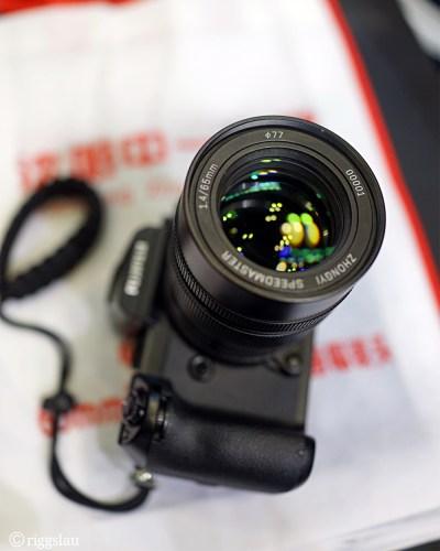 SPEEDMASTER65mmF1.4