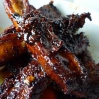Spicy Korean Pork Spare Ribs