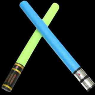 Star Wars DIY Light Sabers