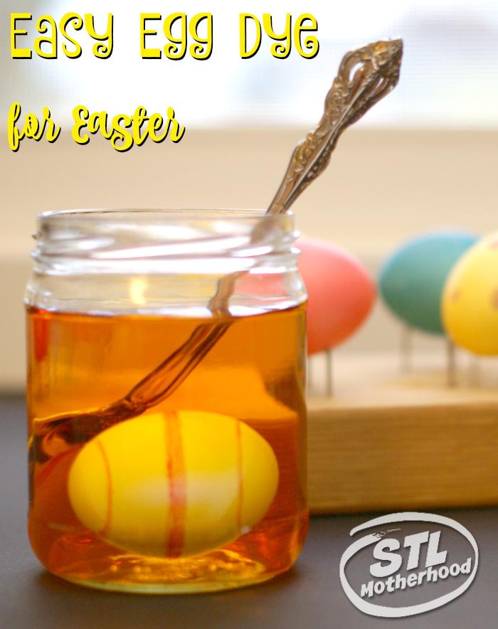 Best Way To Dye An Egg
