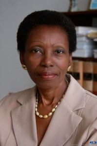 Human Rights activist Mary Francis.