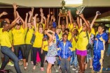 St Lucia won their second consecutive OECS Swimming Championship following a close battle with Grenada.