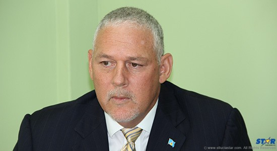 Often accused UWP leader Allen Chastanet: Will charges against him ever reach the courts?