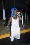 Anything goes in jouvert.