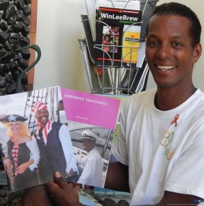 Jaireh Lawrence is a 30-year-old resident of Monchy, with an addiction for the seas and writing.