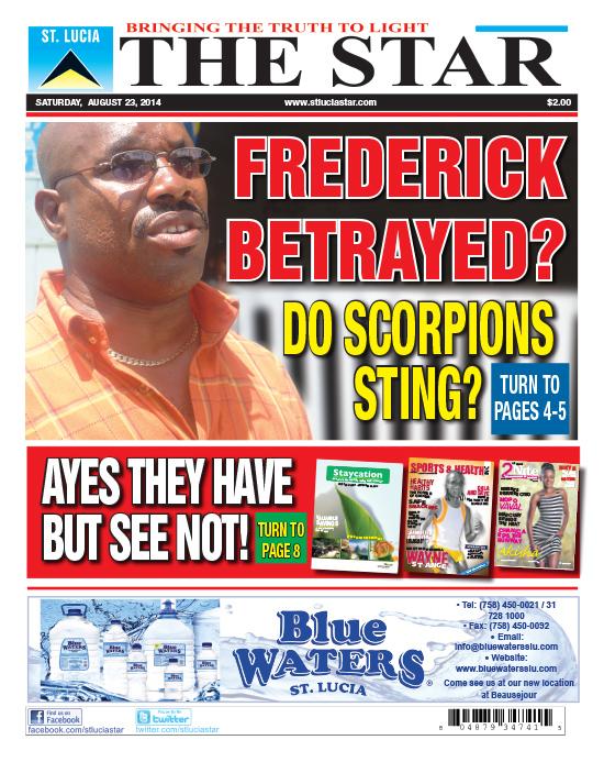 STAR Newspaper 23 August 2014