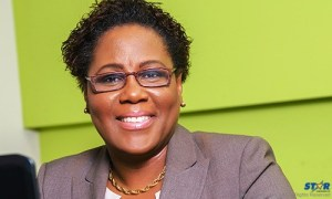 LIME CEO Southern Cluster, Ms Geraldine Pitt.