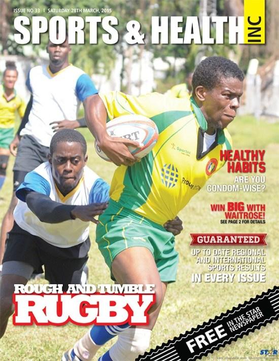 Sports & Health Inc 28th March 2015