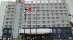The Marriott standing tall in Georgetown, Guyana.