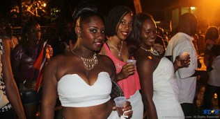 These ladies had a blast at Monchy.