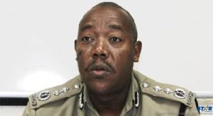 Acting Police Chief Errol Alexander fires back.