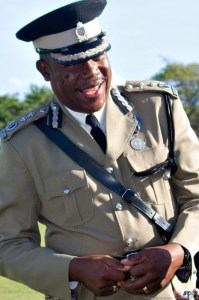 Acting commissioner Errol Alexander: What precisely is his role in the latest cop drama?