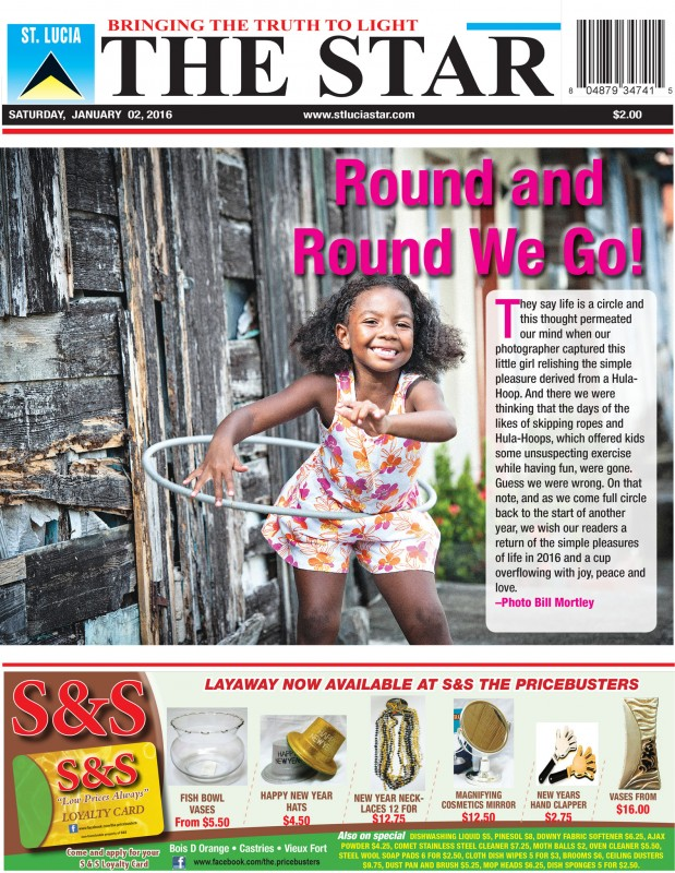 The STAR Newspaper (Photo of the Week) - Saturday January 2nd, 2016