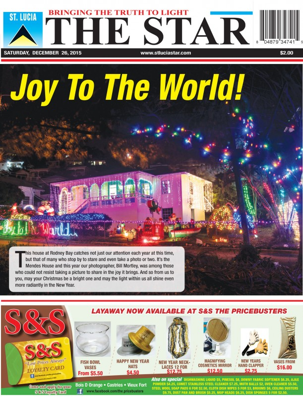 The STAR Newspaper Saturday December 26th, 2015