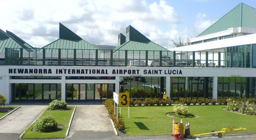 Most of our accomplishments carry the names either of politicians or things nebulous. Will proposed adjustments to our main airport also include a new name?