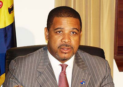 former Turks and Caicos Islands premier Michael Misick.