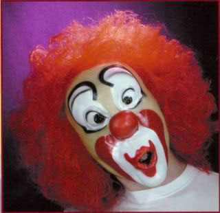 Clown by choice: It's one thing intentionally to cause laughter and quite another when the laugh is on you and you don't know it.