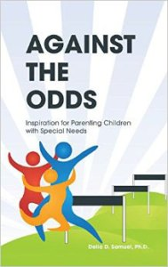"""One of highlights for autism awareness month will be the official book launch of """"Against the Odd"""" by Delia Samuel PhD."""