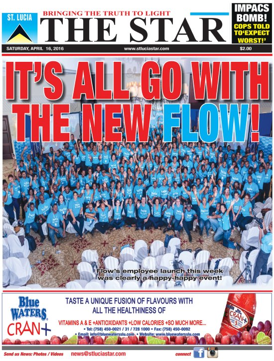 The STAR Newspaper for Saturday April 16th, 2016