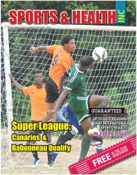 Sports & Health Magazine Inc. for Saturday April 7th, 2016 ~ Issue no. 91