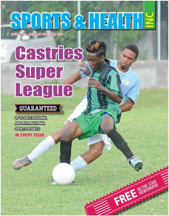 Sports & Health Magazine Inc. for Saturday June 18th, 2016 ~ Issue no. 97