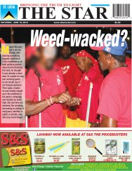 The STAR Newspaper for Saturday June 18th, 2016 ~ Photo of the Week