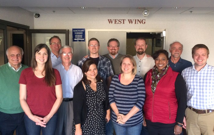 Meet the Vision Pathway Team