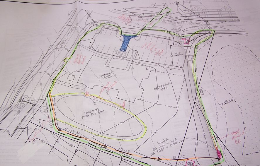 Engineered Plans - control plan