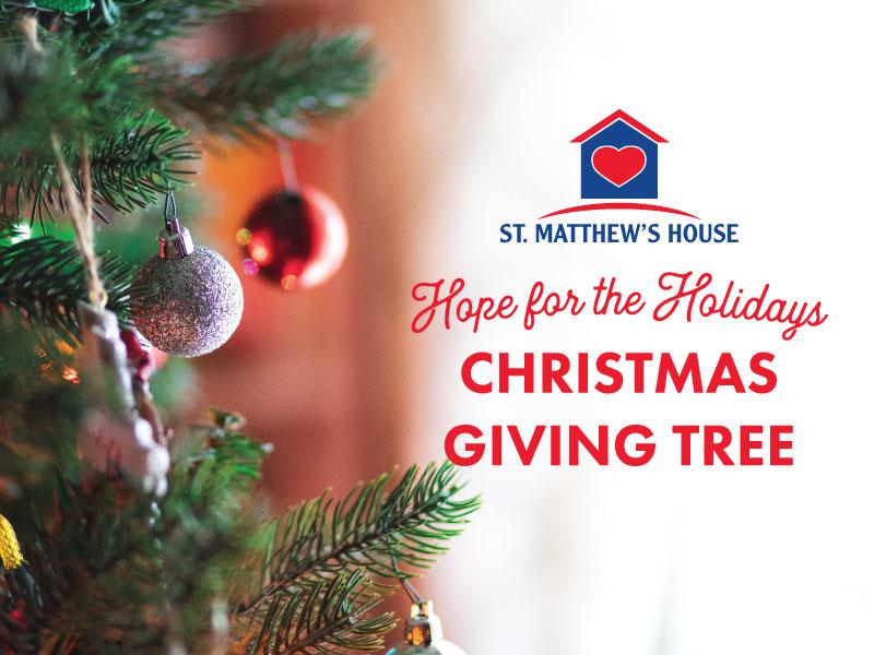 Christmas 2018 - St Matthew\u0027s House