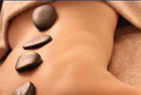 Hot Stone Massage at Simsbury Therapeutic Massage & Wellness