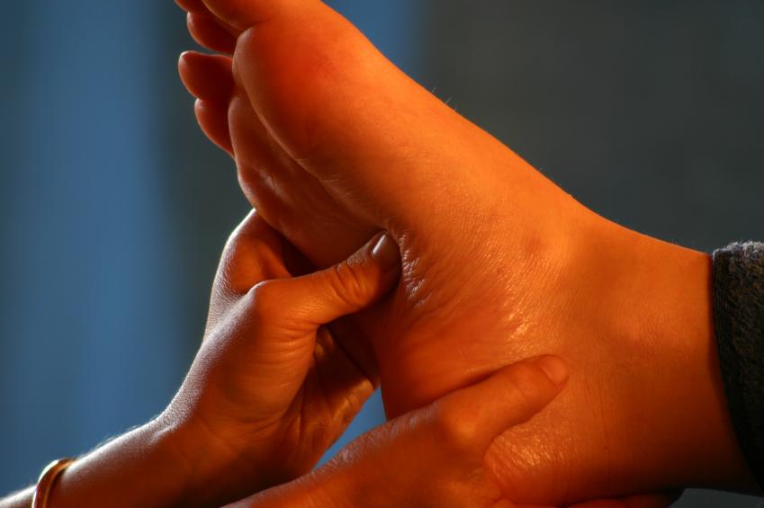 Reflexology at Simsbury Therapeutic Massage & Wellness