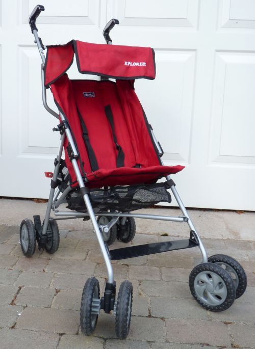 Chicco Xplorer Stroller Stock Sales Chicco Red
