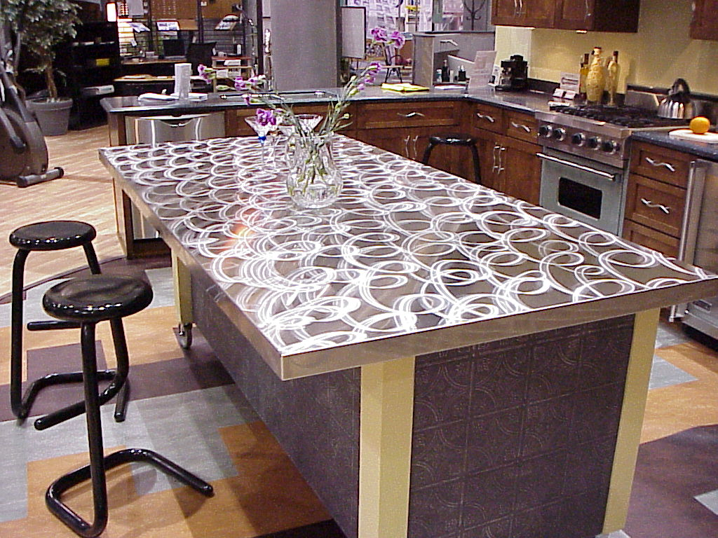 Stainless Countertop How To Choose A Metal Countertop For Your Kitchen