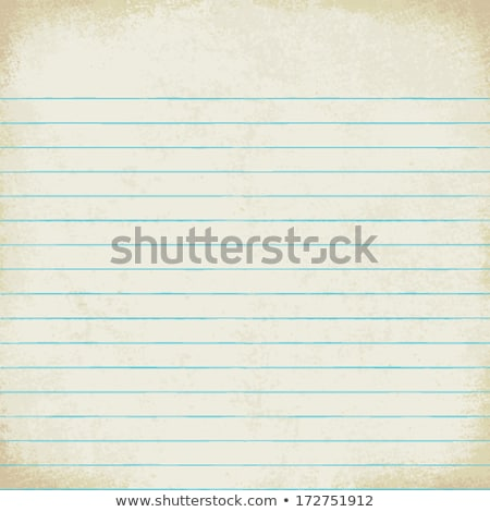 Lined Notebook Paper Template Grocery List Stock Vectors  Vector - lined notebook paper template