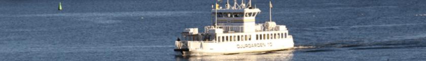 порты и паромные терминалы в Стокгольме