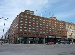 sheratonstockholm хороший отель в стокгольме