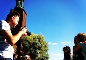 Здесь получаются самые красивые фото из Стокгольма!